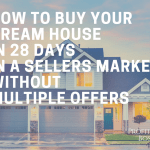 EP 67 | Profit Boss Radio | How to Buy Your Dream House in 28 Days in a Sellers Market WithOUT Multiple Offers