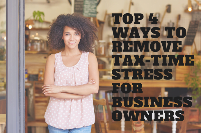 Remove Tax-Time Stress