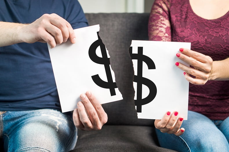 Recovering from Financial Infidelity