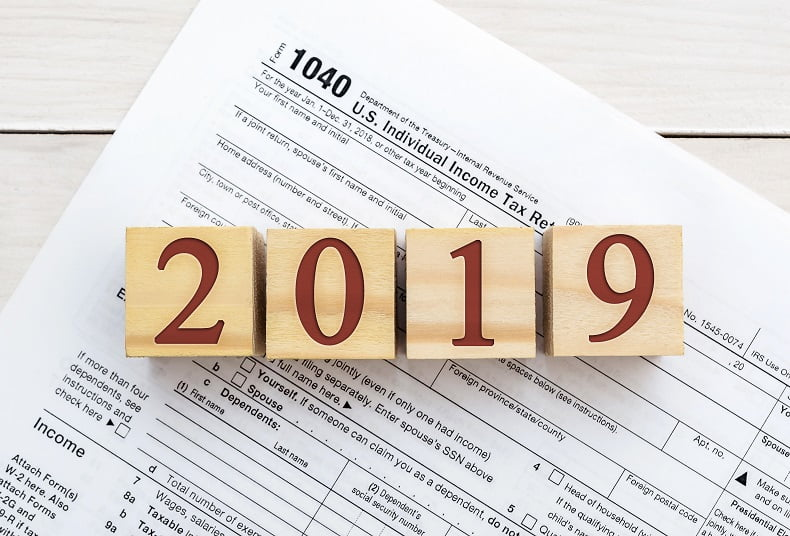 how to prepare for 2019 taxes now