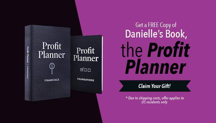 Danielle Hayden Profit Planner